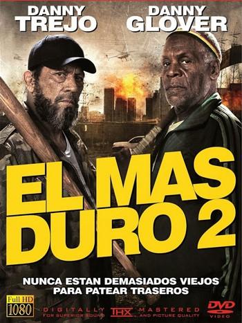 El Mas Duro 2 DVDRip Latino