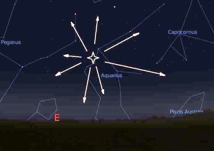 http://sciencythoughts.blogspot.co.uk/2014/04/the-eta-aquarid-meteor-shower.html