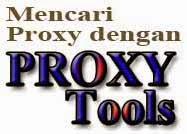 Daftar Software Pencari Proxy