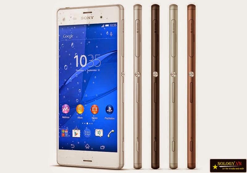Điện thoại Sony Xperia Z3 Nhật Bản