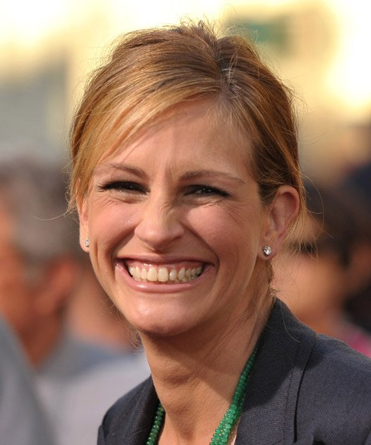 Julia Roberts' smile is is worth $30 million Insured