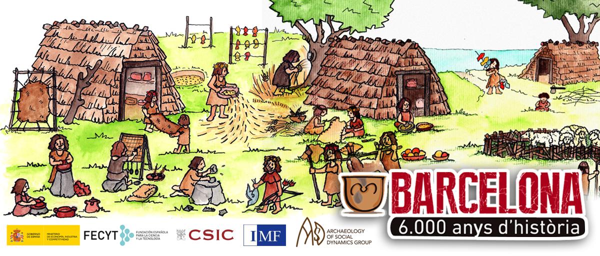 #BCN-ConCiencia: Barcelona, una Historia de hace 6000 años