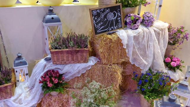 Decoración de Bodas Mágica By Lales Martinez Floristas.