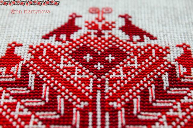 Схемы вышивки древо жизни Вышивка крестом монохром
