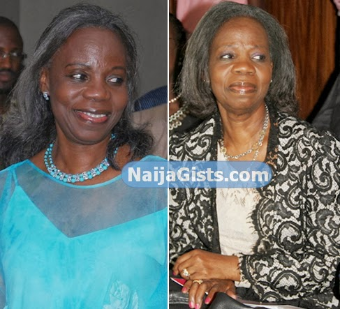 mko abiola wife arrested fraud