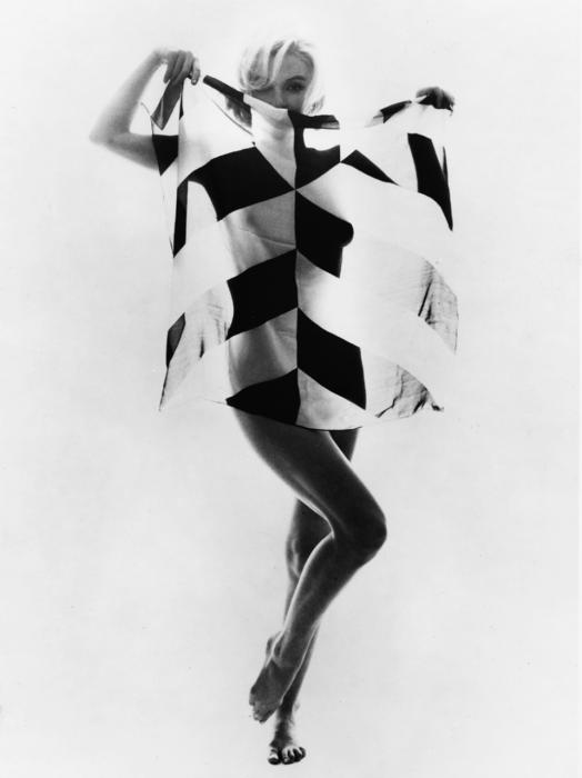 nuncalosabre.Fotografía - Bert Stern' . Marilyn Monroe