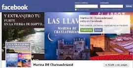 Página de Facebook de Marina De Chateubriand