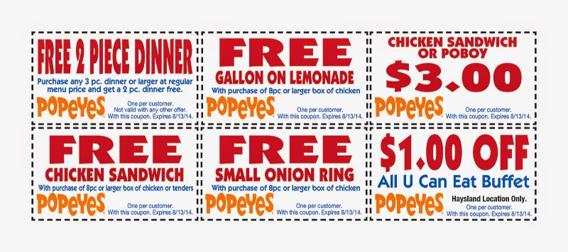 Lm coupons