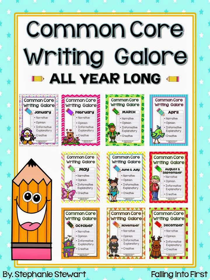 http://www.teacherspayteachers.com/Store/Stephanie-Stewart-39/Category/Common-Core-Writing-Galore