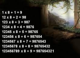 Keunikan Matematika