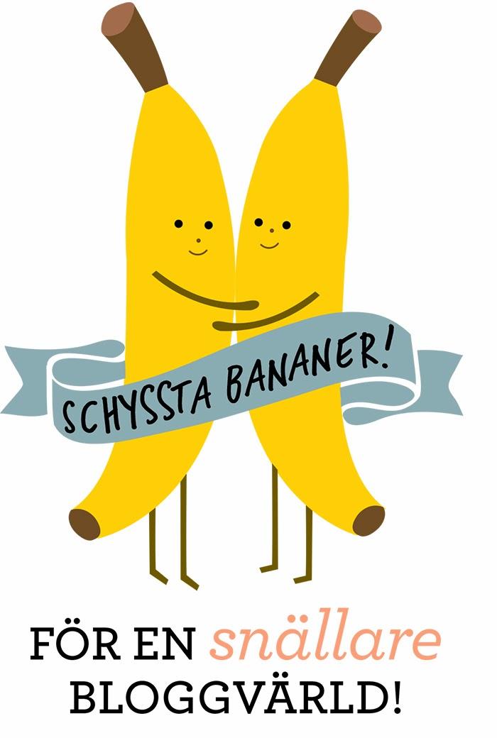 Schyssta Bananer - initiativ från Loppi.se