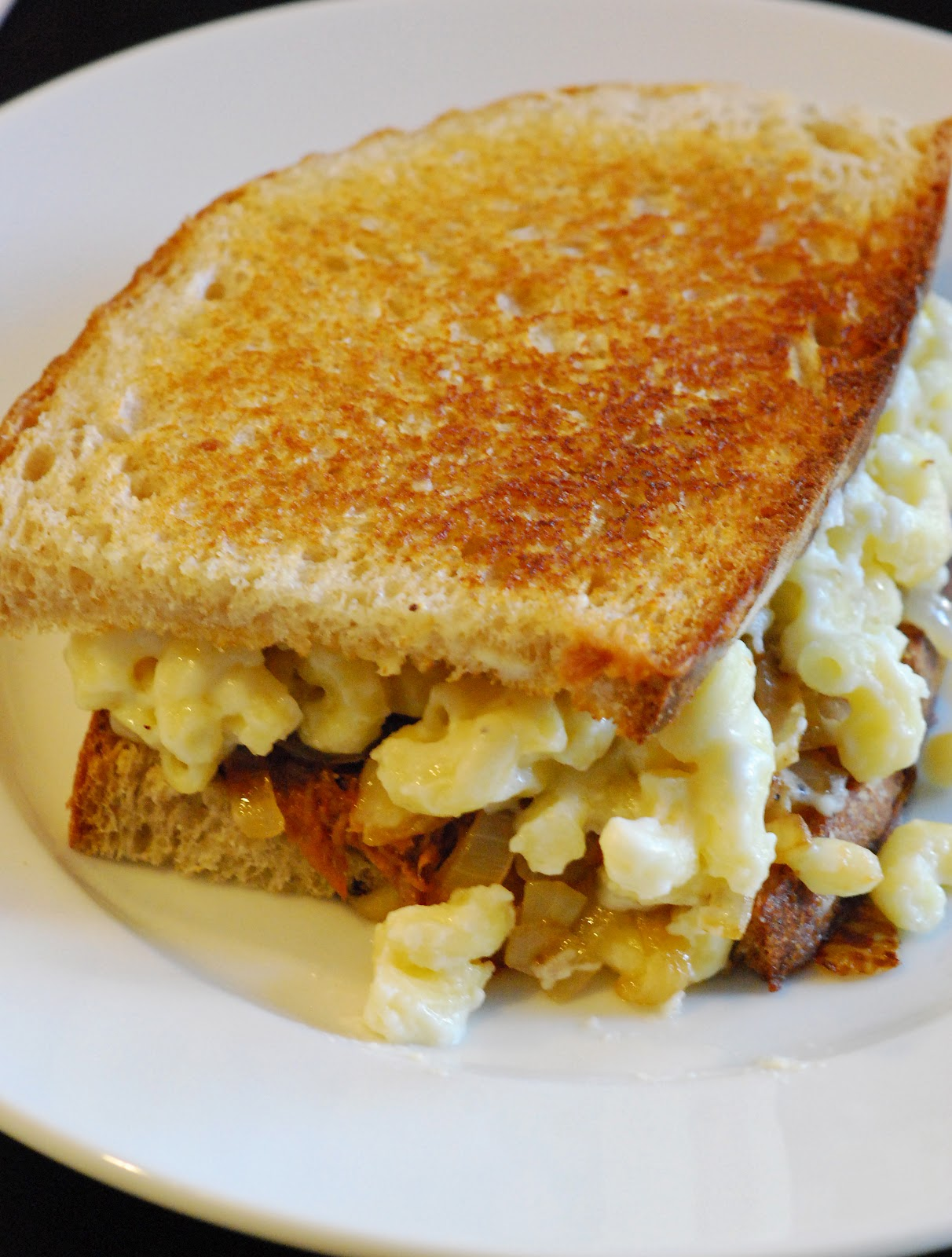 The Sweet Swiper: The Search for the Ultimate Grilled Cheese Sandwich