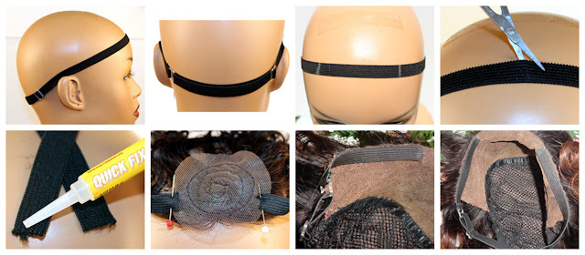LACE WIG & CLOSURE SUPPORT STRAP