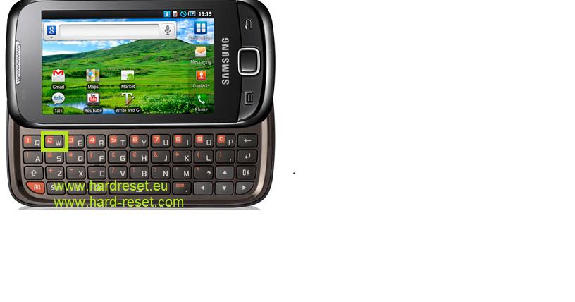 bagi bagi info ajaa cara hard reset samsung gt i5510 rh dedi atq blogspot com Samsung Galaxy S2 Hard Reset Samsung Galaxy S2 Hard Reset