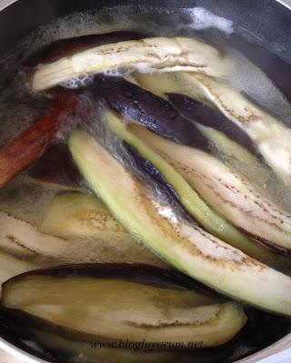 Mısır Unlu Patlıcan Kızartması1