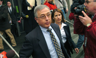 Judge Mark Ciavarella Jr Sentenced