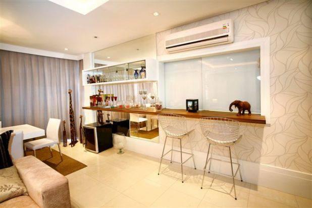 decoracao cozinha e copa : decoracao cozinha e copa: : Decoração de Cozinhas Brancas Modernas! Com Ilha e Americana