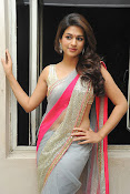 Shraddha das Latest Photos in Saree-thumbnail-13