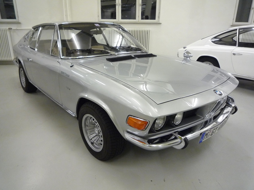 Net Cars Show 1969 Bmw 2002 Gt4 Concept By Frua