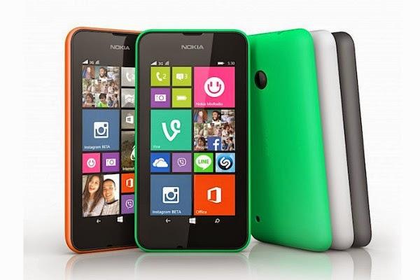 Nokia Lumia 530 фото