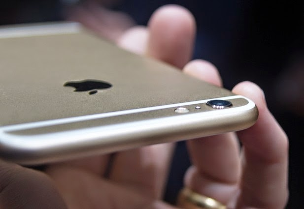 How to fix iphone 6's prominent camera