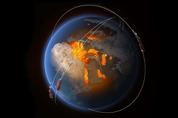 Satelitul Swarm