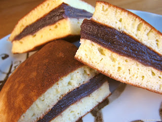 Japanese Dorayaki recipe