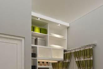 Desain Bedroom 3D Laci Bed  Nakas Cabinet Lemari Pakaian Wardrobe