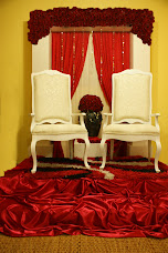Pelamin Merah 1 Panel