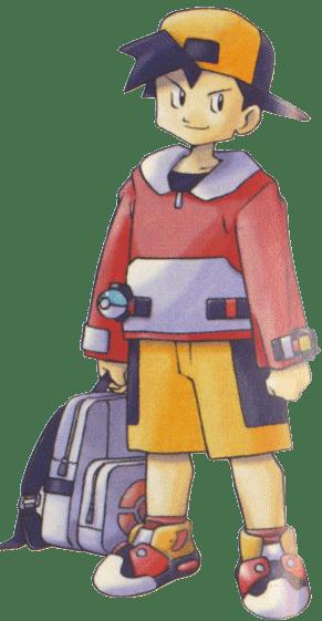 Gregory Macdolls - 1º Caçada Pokemon Gold_Silver_Ethan
