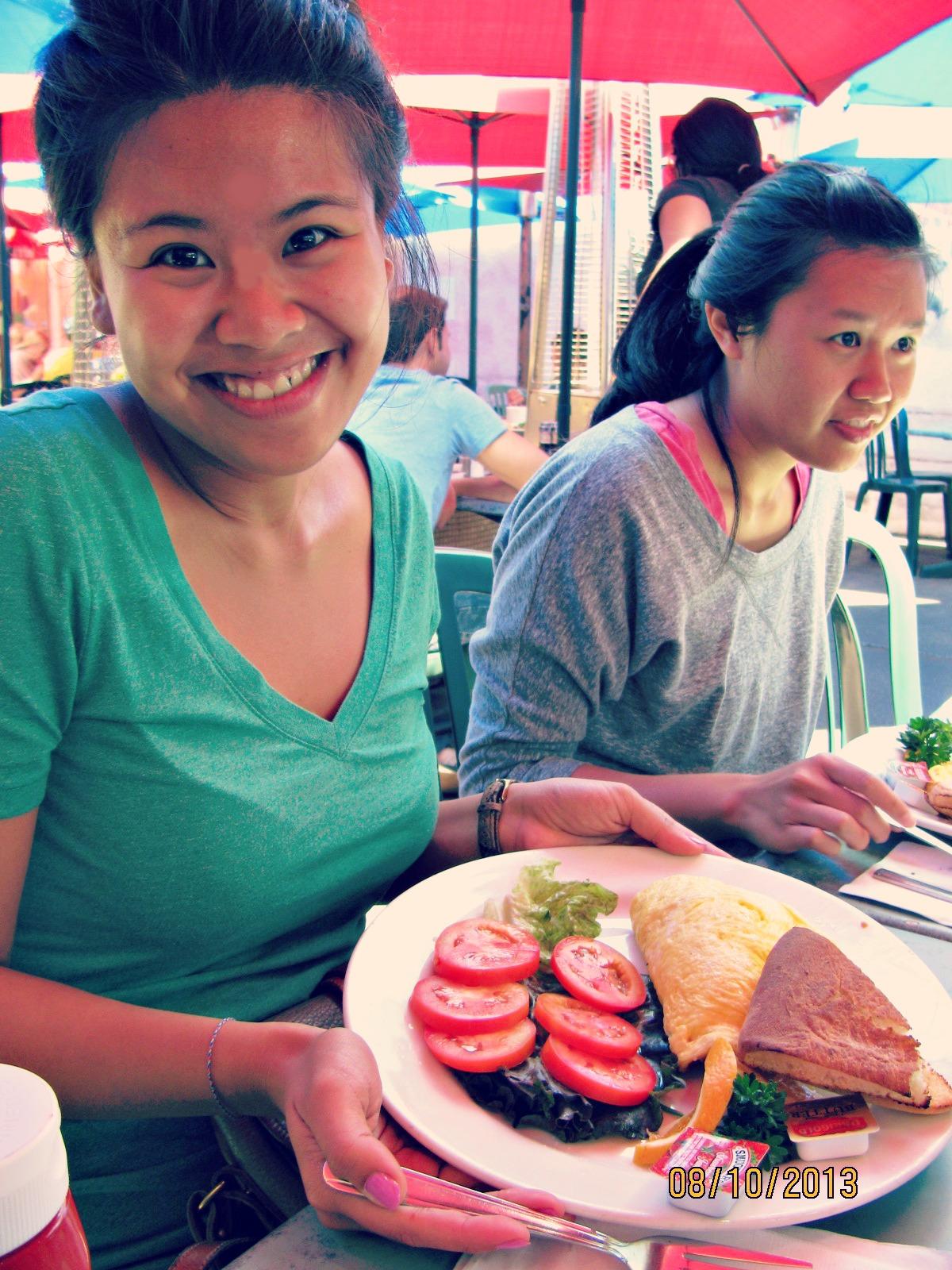 C&O Trattoria // Gabby's Omelette