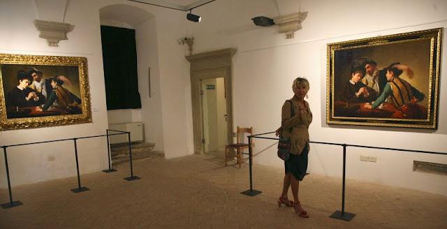 Caravaggio - Palazzo Bourbon Del Monte