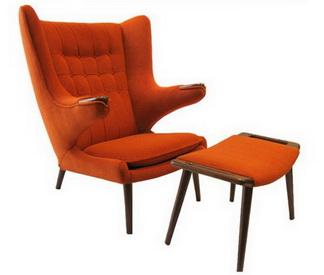 Hans Wegner Papa Bear Chair Classicchair