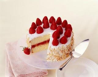 Strawberry Cake Recipes