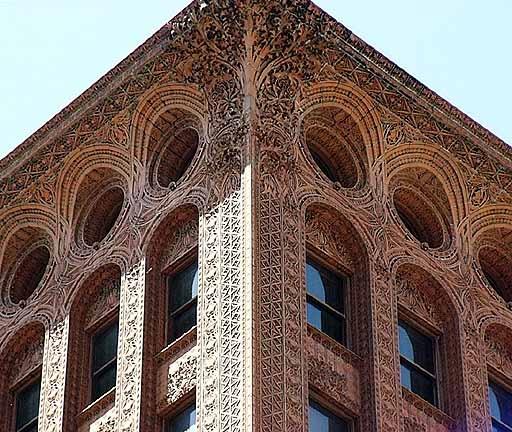 Best American Architects: Bel Furniture: Authentic American Architecture: Louis Sullivan