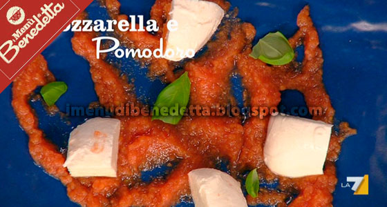 Pomodoro e Mozzarella di Gualtiero Marchesi e Benedetta Parodi