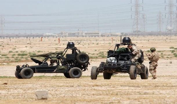Desert Patrol Buggy