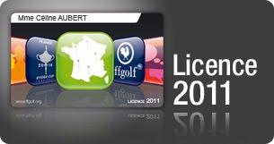 Pourquoi la licence de golf 2011 augmente de prix le - Licence 4 prix ...