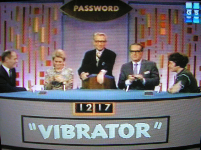Elizabeth Montgomery password vibrator