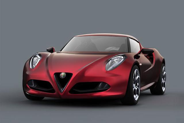 2011-Alfa-Romeo-4C-Exterior-front
