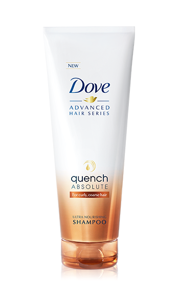 Drugstore Buy of the Week - Dove  Quench Absolute Line