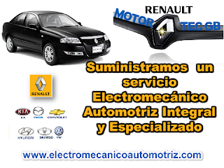 Taller Renault Bogota