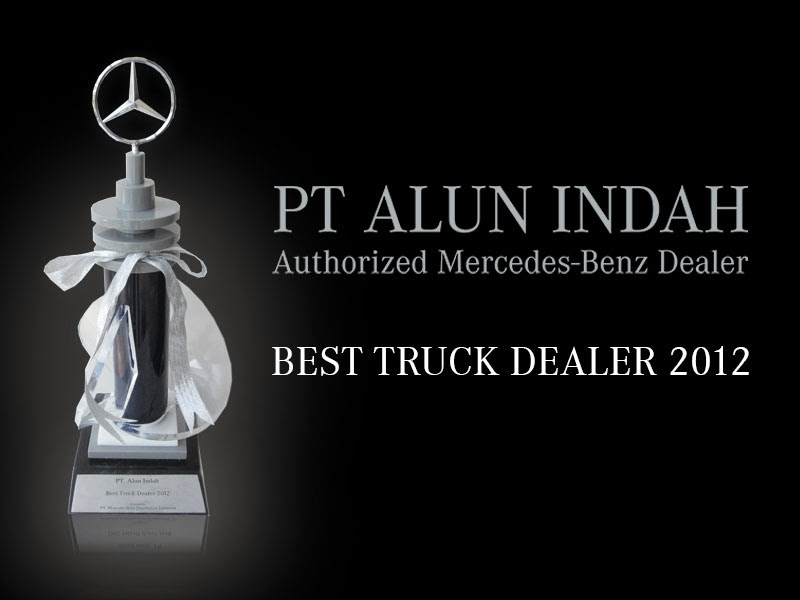 Truck mercedes jakarta for Top mercedes benz dealerships