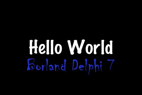 thumb - Ebook Download Aplikasi Hello World Delphi