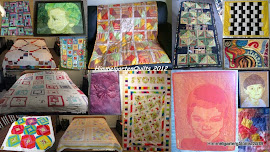 Completed Quilts 2012