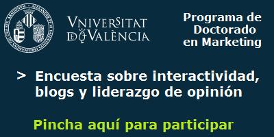 Encuesta Universidad de Valencia