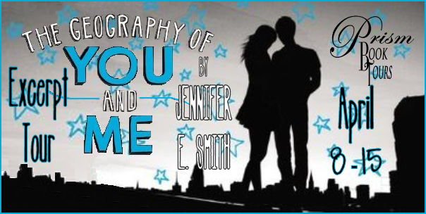 The Excerpt Tour for The Geography of You and Me