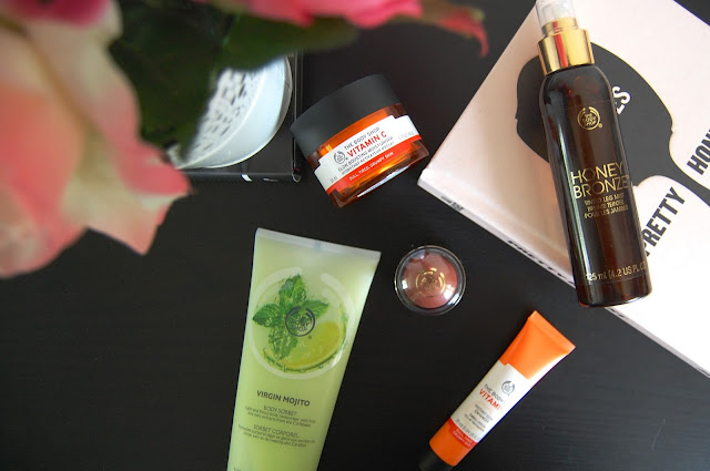 The Body Shop Virgin Mojito Vitamin C Honey Bronze