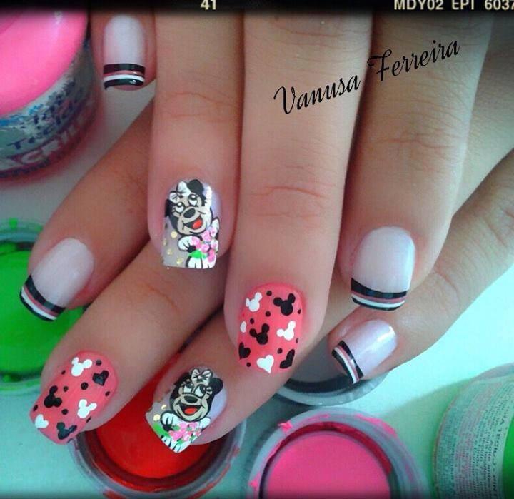 Mensajes de amor: Imágenes de uñas decoradas con diseños bonitos 2015