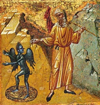 Αποτέλεσμα εικόνας για ΕΙΚΟΝΕΣ ΤΟΥ Άγιος Αντώνιος  ο Μέγας ΣΤΗΝ ΕΡΗΜΟ